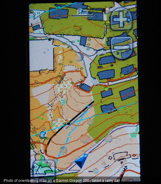 Howto Convert Any Orienteering Map To A Garmin Map World Of O News