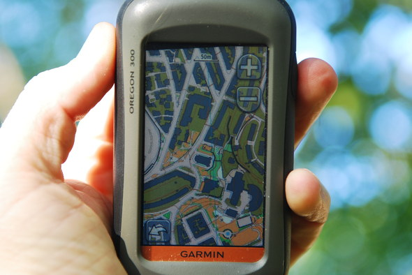 Easy O Maps On Your Garmin Gps Using Quickroute World Of O News
