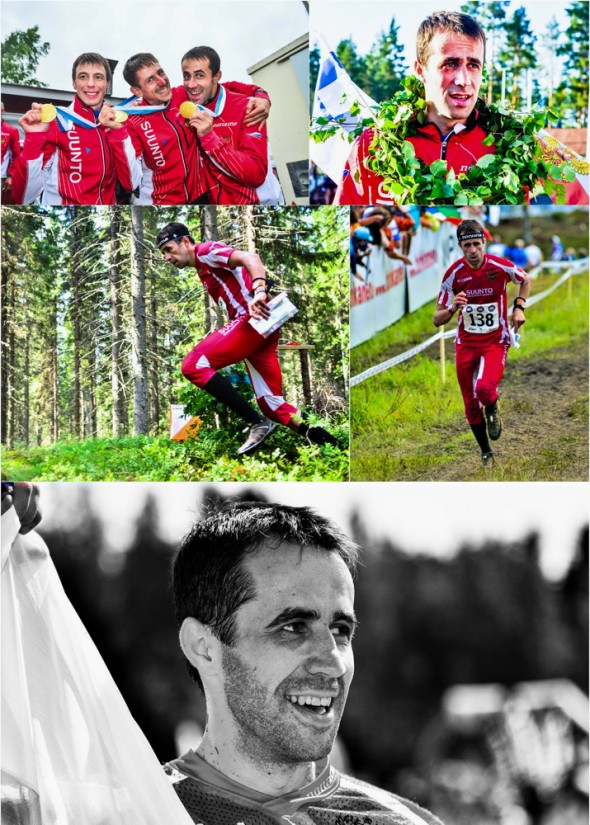 Leonid Novikov: Orienteering Achivement of 2013
