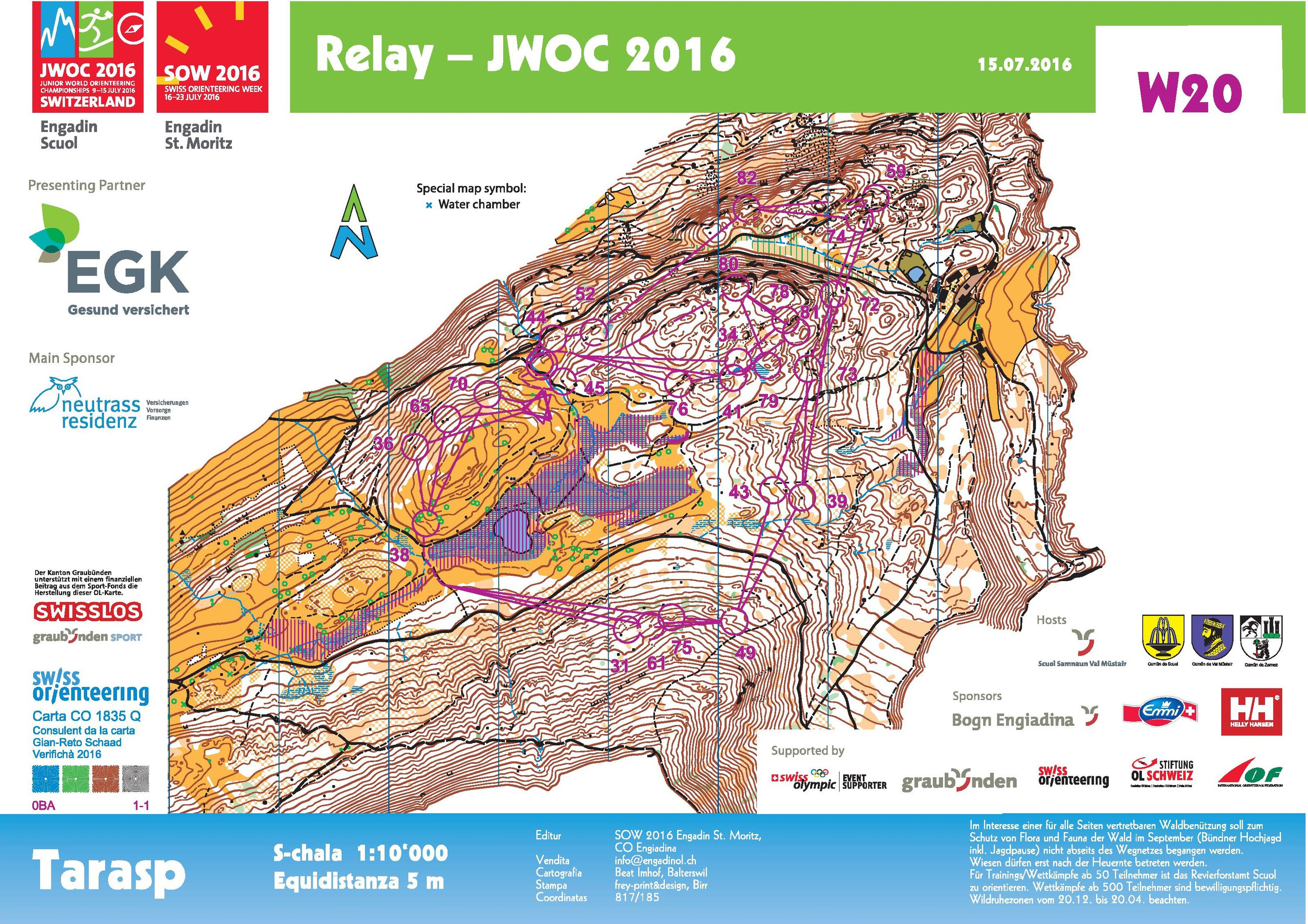 Howto convert any orienteering map to a garmin map world of o news jwoc 2016 relay maps and results biocorpaavc