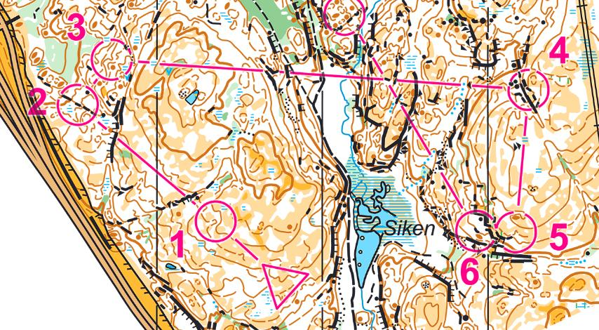 WOC Middle Maps And Results World Of O News - Sweden map distance