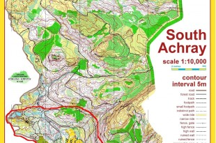 south_achray_map