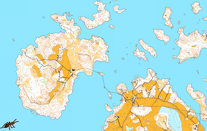 Mapant gigantic orienteering map covering finland world of o news mapant writes the following about the generation of the map publicscrutiny Images