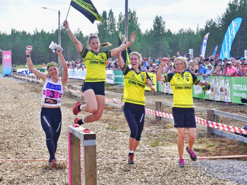 b22a9a60125 Stora Tuna wins the 2018 Venla relay ahead of Göteborg Majorna and MS Parma  after a very strong last leg by Tove Alexandersson. Alexandersson was  nearly 5 ...