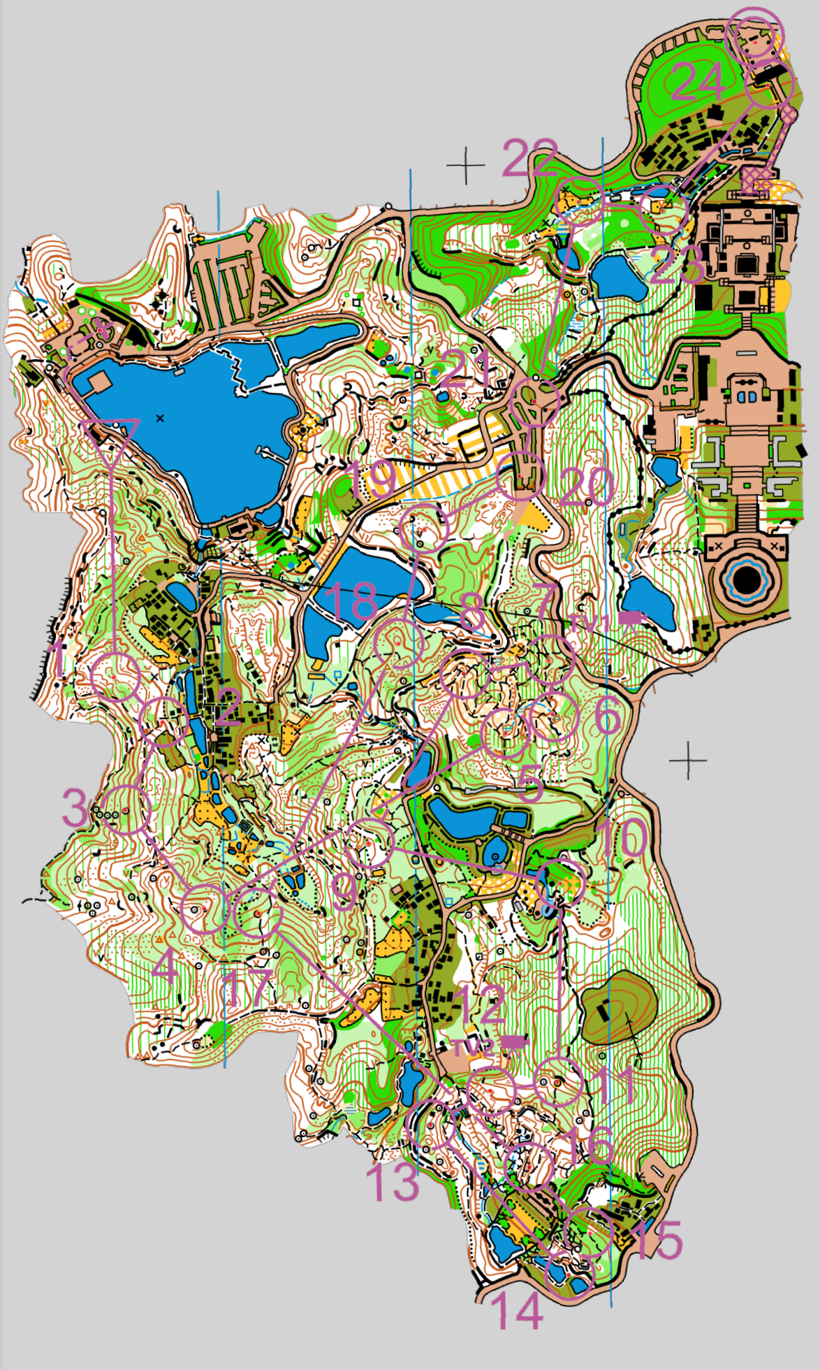 World Cup China Middle 2019: Maps and Results | World of O News
